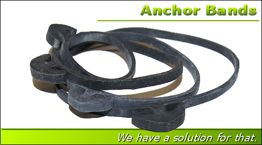Henrich Rubber Anchor Bands